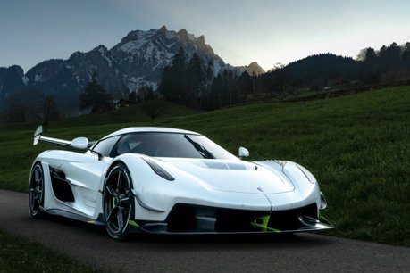 Koenigsegg要來打破Bugatti Chiron紀錄? 極速500km/h有可能嗎?