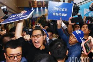 國民黨指定青年當中常委 包正豪:提早當官其實很糟糕