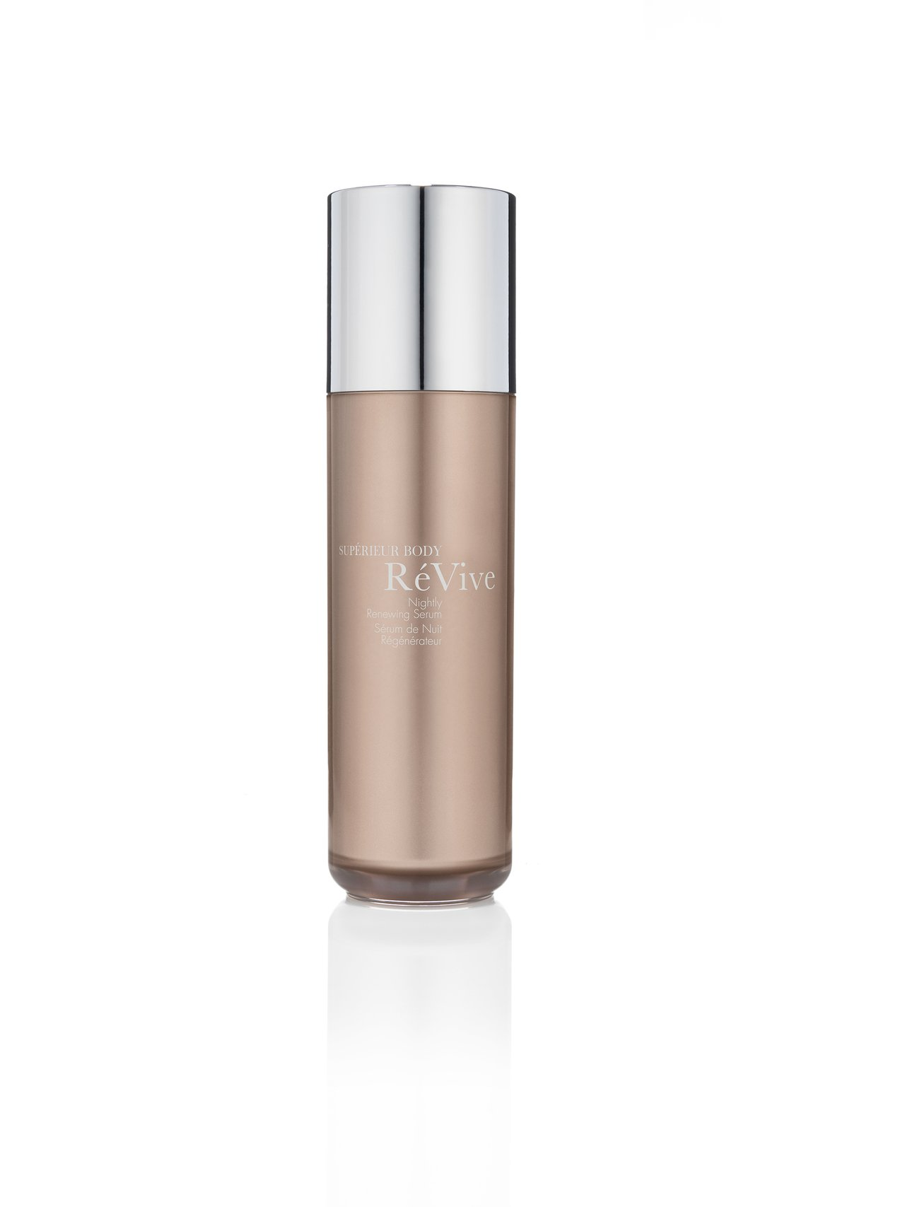 RéVive 4D活膚美體精華/120ml/7,800元。圖/RéVive提供