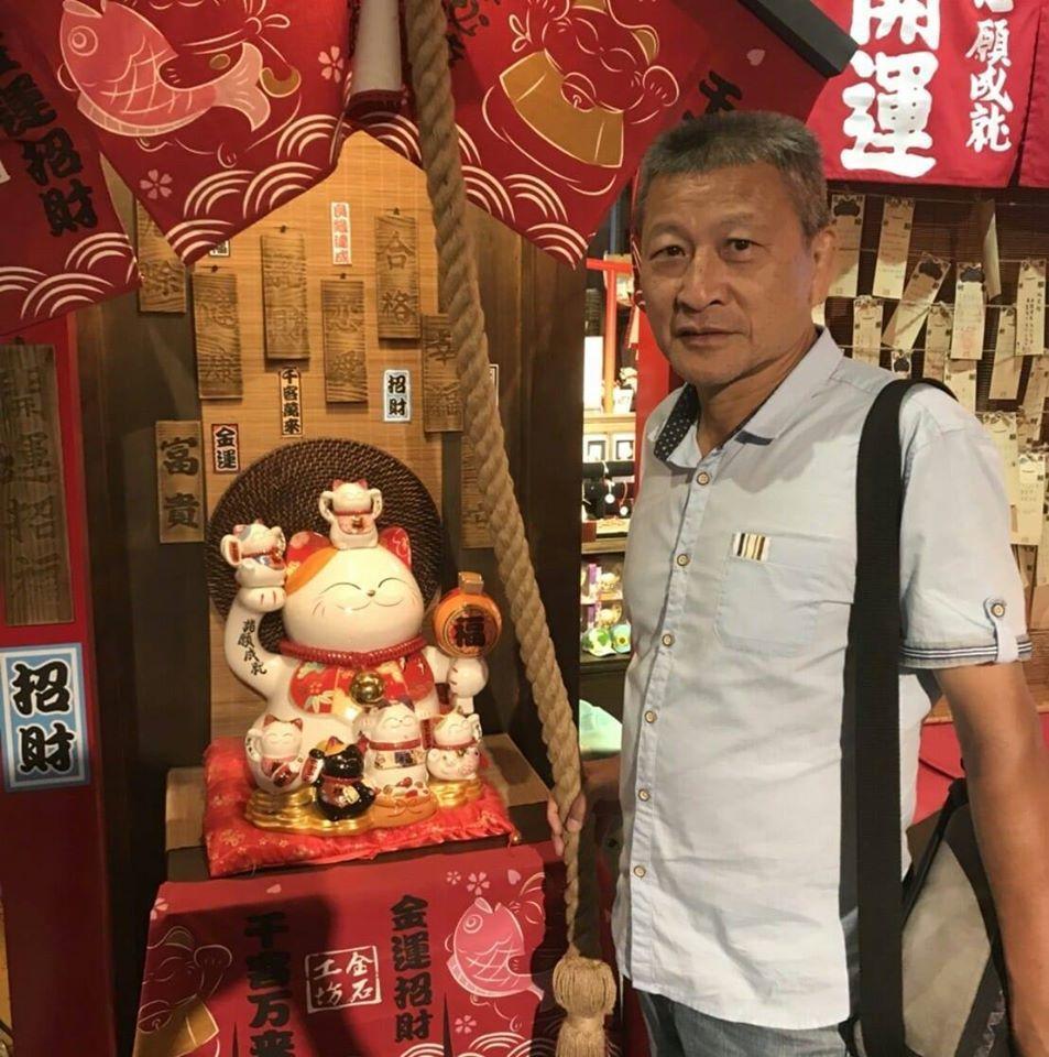 嘉義縣政府最強司機陳金煉屆齡65歲退休了。圖/取自陳金煉臉書