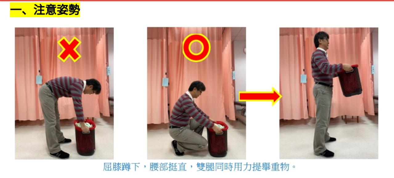 春節大掃除拉傷肌腱酸痛大增 ,奇美醫院教你「聰明大掃除」。記者周宗禎/翻攝