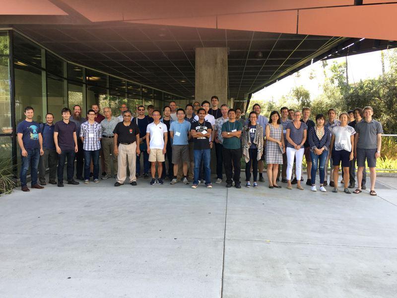 中央大學天文所與清華大學天文所共組的「探高(TANGO)」團隊參與美國加州理工學院主導之「史維基瞬變設備」(Zwicky Transient Facility,簡稱為ZTF),於今年初發現了第一個位於金星軌道內的小行星—2020 AV2。圖/中央大學提供