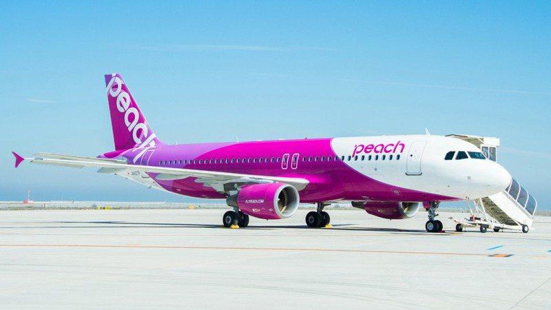 樂桃航空推出48小時限時促銷活動,最低單程未稅680元起。圖/摘自樂桃航空粉絲專頁