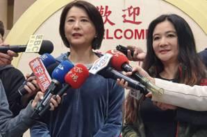 推派林德榮暫代國民黨主席 王鴻薇:我失望了