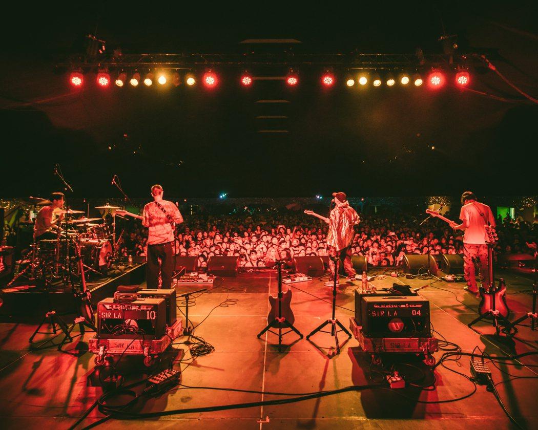 南韓搖滾樂團HYUKOH將於3月來台開唱。(圖/Live Nation Taiw...