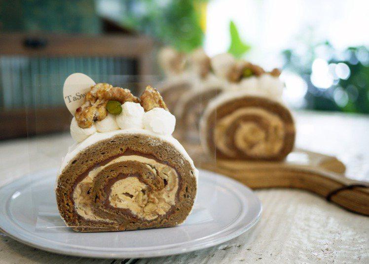 Tasweet 手作燒菓子是台北人氣的蛋糕捲店。圖/取自Tasweet 手作燒菓...