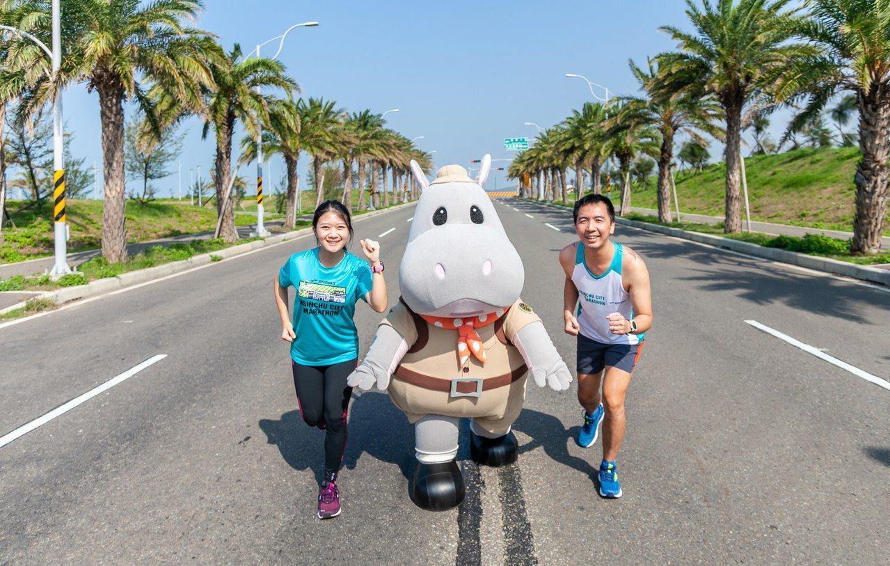 2020新竹市城市馬拉松將於2月23日正式開跑,新竹市政府串聯新竹縣市13家旅宿...