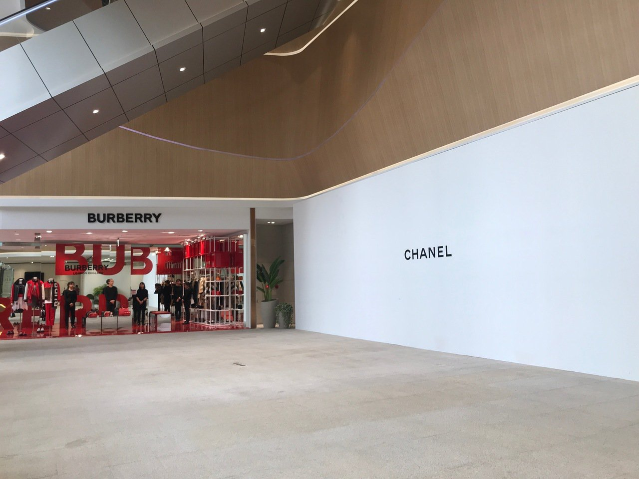 香奈兒將在遠百信義A13開出配件店。記者江佩君/攝影