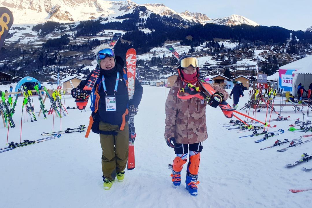 冬青奧/每季兩次體測 滑雪協會青少年培訓放眼冬奧