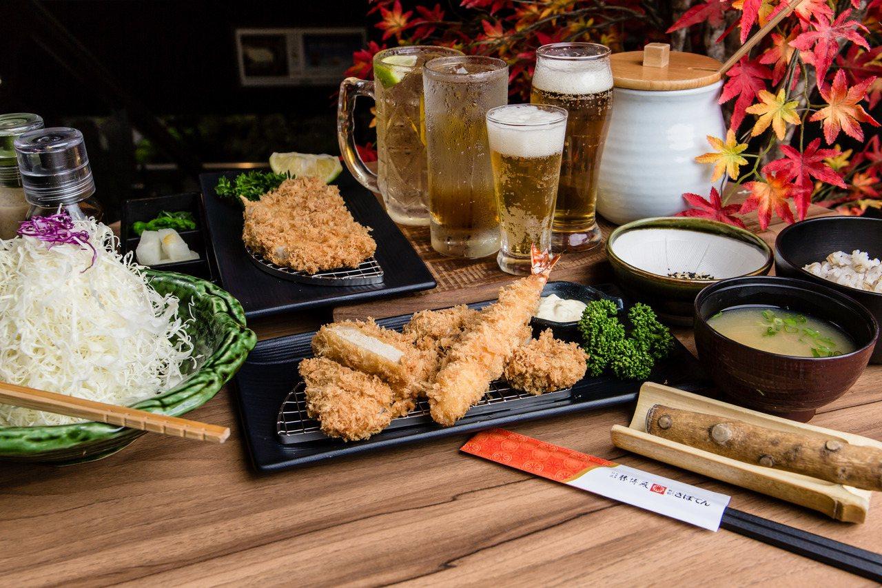 日式炸豬排連鎖餐廳「勝博殿」16日宣布,開出全台第一間勝博殿餐酒館新店型分店,ㄊ...