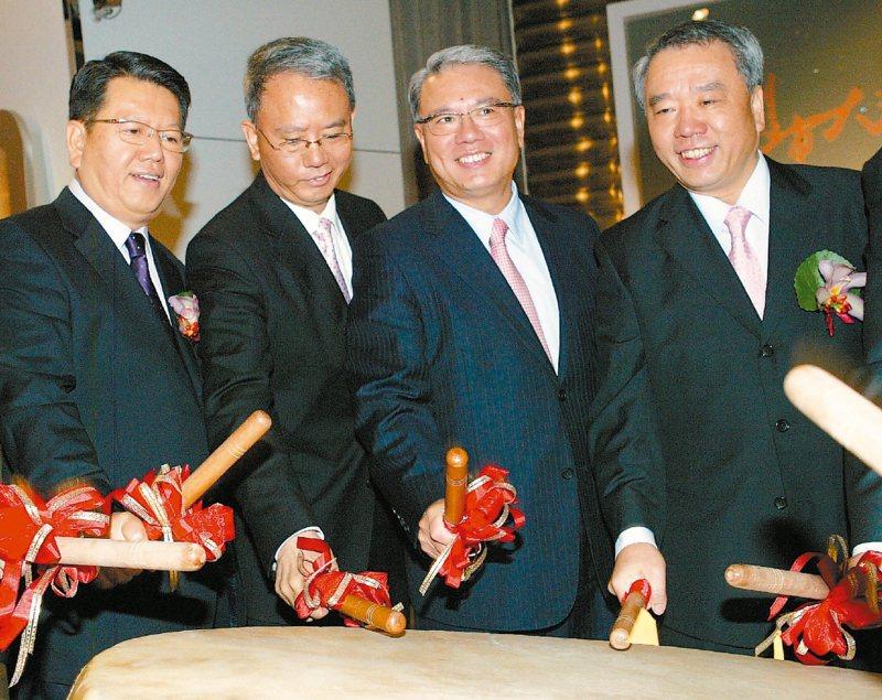 頂新魏家四兄弟登上富比世台灣富豪榜首,身家達七十二億美元。 圖/聯合報系資料照片