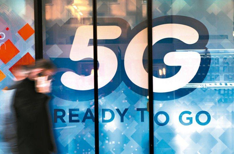 5G應用與AI技術是今年消費性電子展的焦點。 (路透)