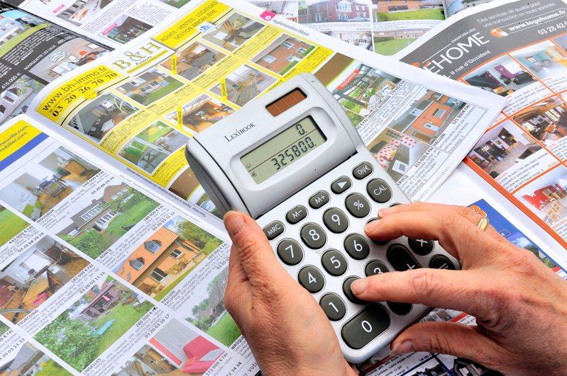 央行公布5大銀行108年新承作房貸金額為新台幣5925.53億元,創8年新高。 圖/聯合報系資料照片