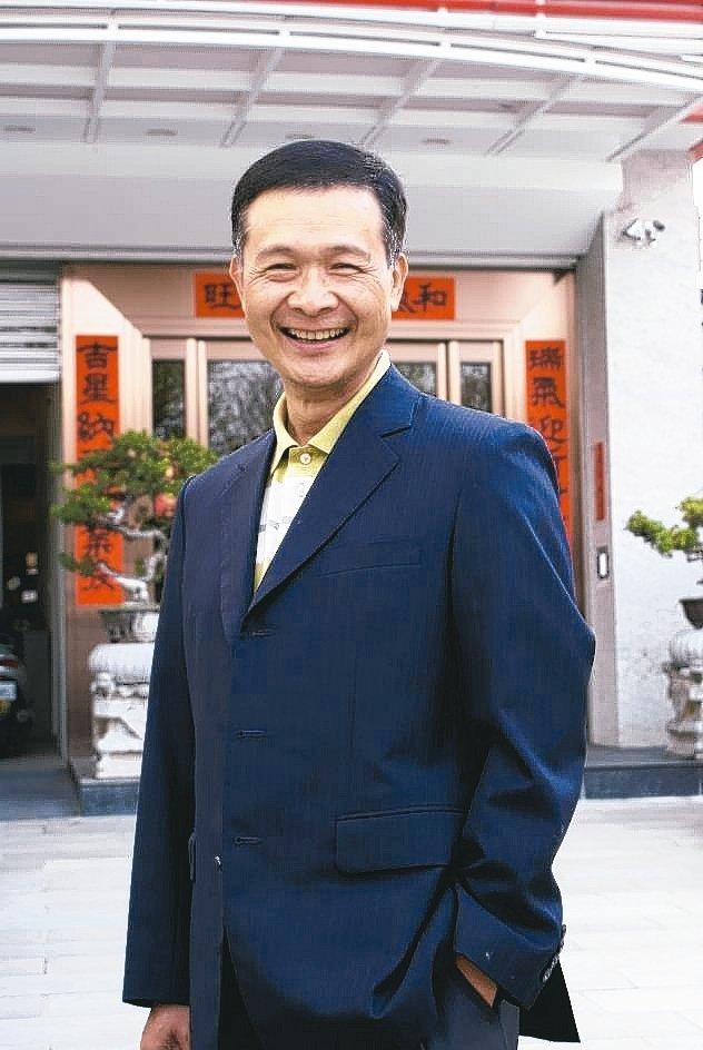 吳氏碳化鎢公司總經理吳明恭。 吳青常/攝影