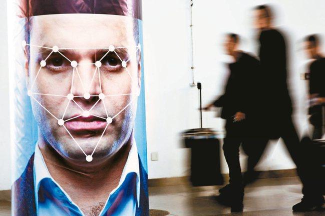 歐盟擬禁止公共場所使用臉部辨識科技三至五年。 路透