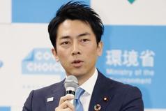日環境大臣小泉喜獲麟兒 將成首位請育嬰假閣員