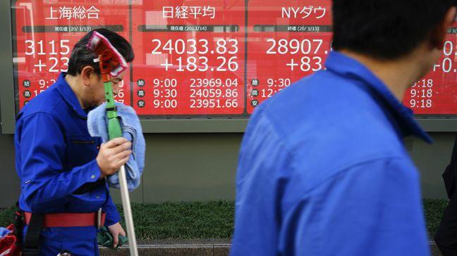 在樂觀情緒推升下,全球股市近來步步高升,但投資人與市場過於自滿,太輕忽了美伊衝突...
