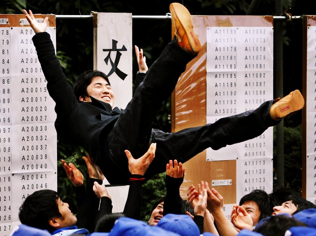 「考上東大到底要贏過多少人?」日本的大學入學考試在18日正式登場,從第一次連續兩...