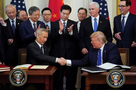 監督機制存疑?美中貿易戰第一階段協議的玄機