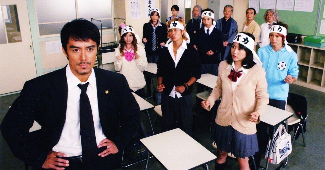 著名的漫畫改編日劇《東大特訓班》中,被外界當成「笨蛋高中」的龍山高校,平均偏差值...