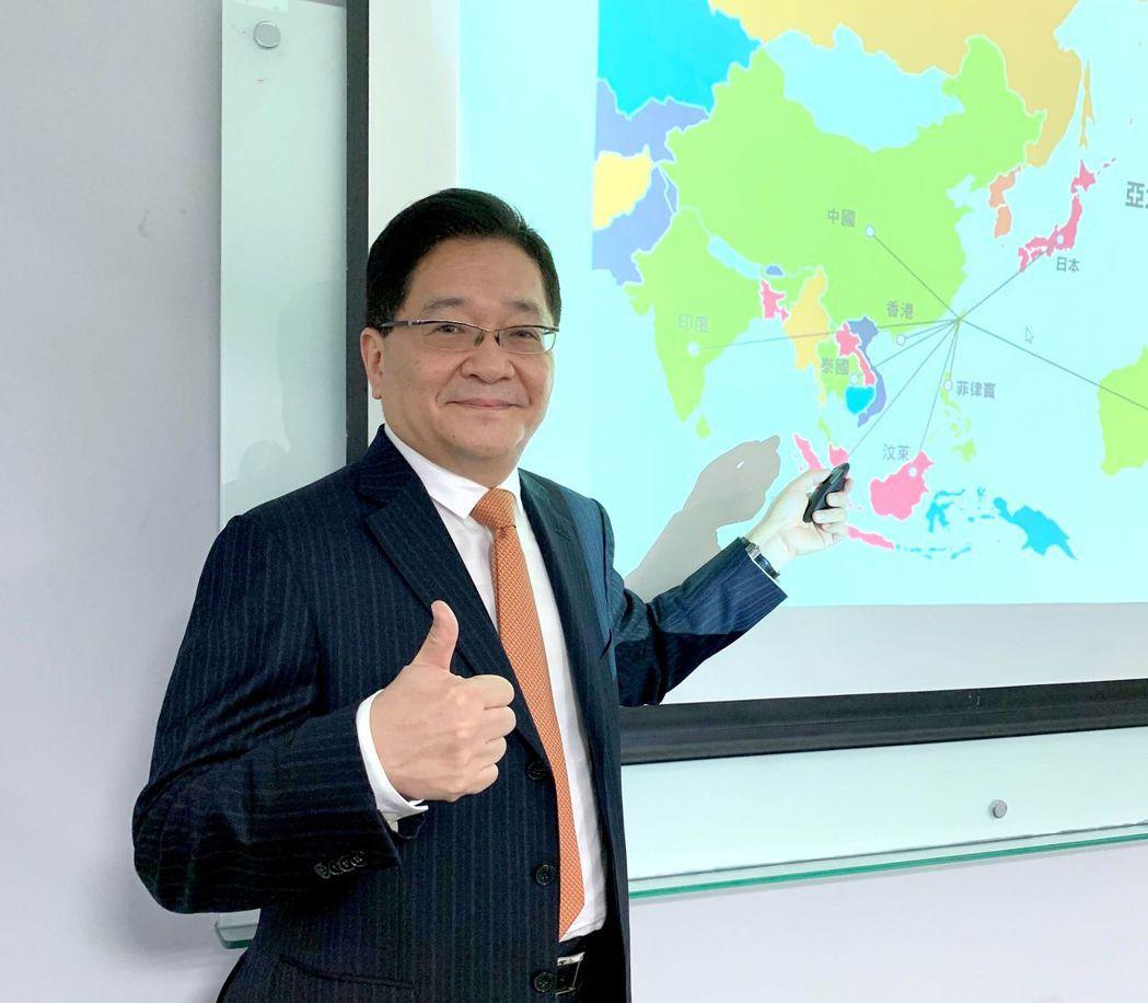 保險與理財規劃人員協會(IFPA)理事長劉先覺將帶領台灣保險業打一場漂亮的亞洲盃...