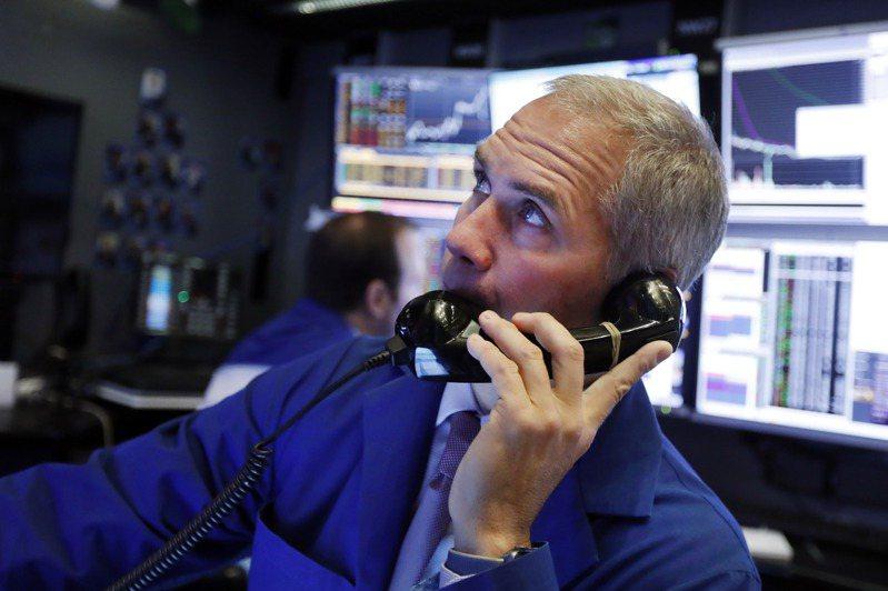 美股四大指數周四同創收盤新高。 美聯社