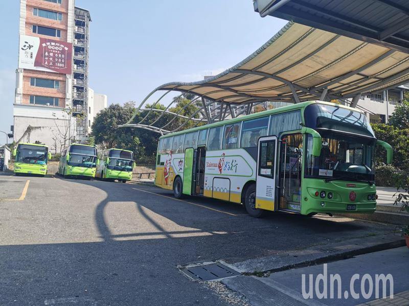 春節假期持電子票證,可免費搭嘉義市區1、7、66路公車。記者卜敏正/攝影