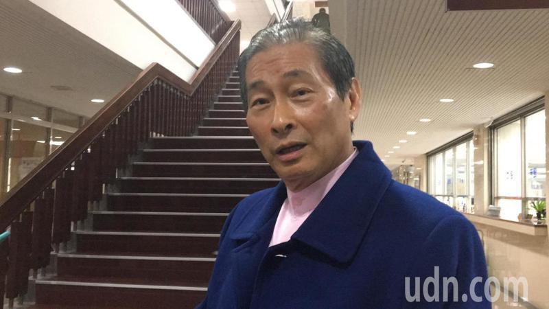 張安樂:檢察官弄我不如查檯面上政治人物。記者王聖藜/攝影
