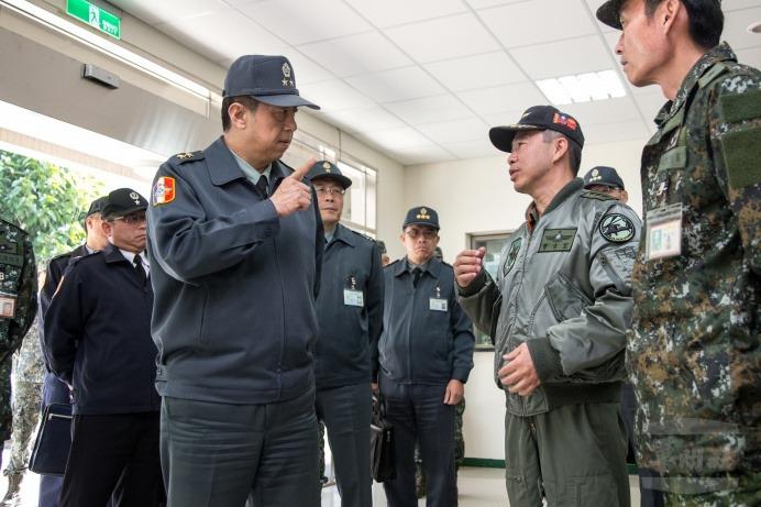 影/陳曉明將接任國防部常次 軍方將級人事搬風