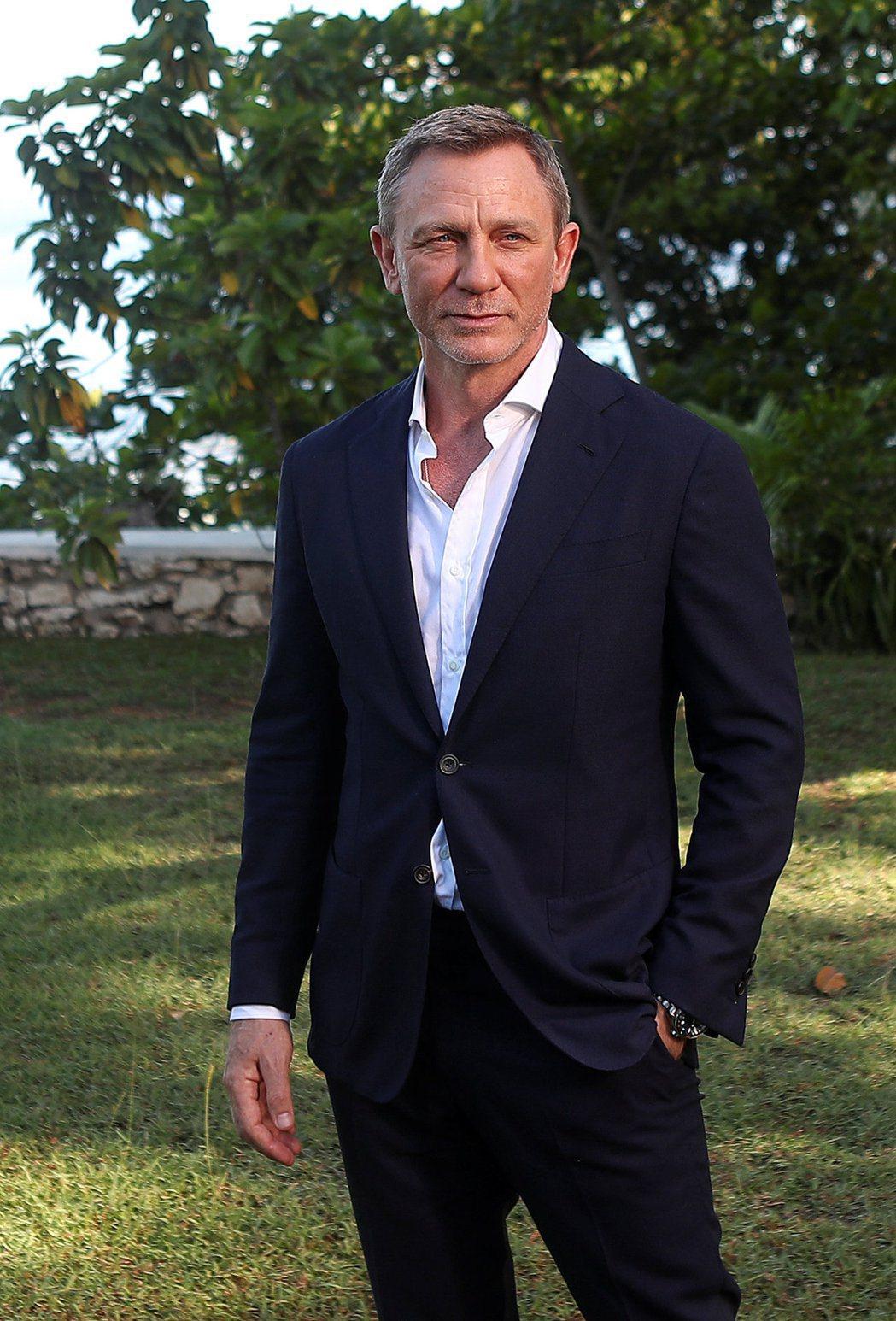 丹尼爾克雷格今年就要卸下007的重任。圖/路透資料照片
