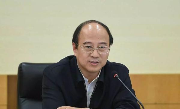 新任中石油集團董事長戴厚良。(取自澎湃新聞)