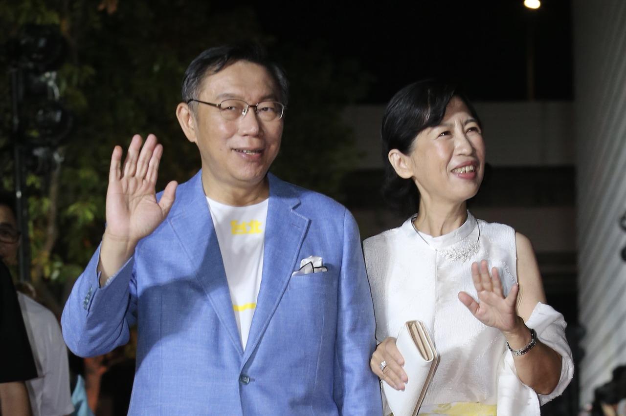 曾評估韓國瑜模式選總統?妻爆這理由讓柯文哲確定不選