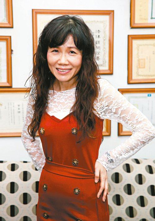 牙醫師林芝蕙。 記者曾吉松/攝影
