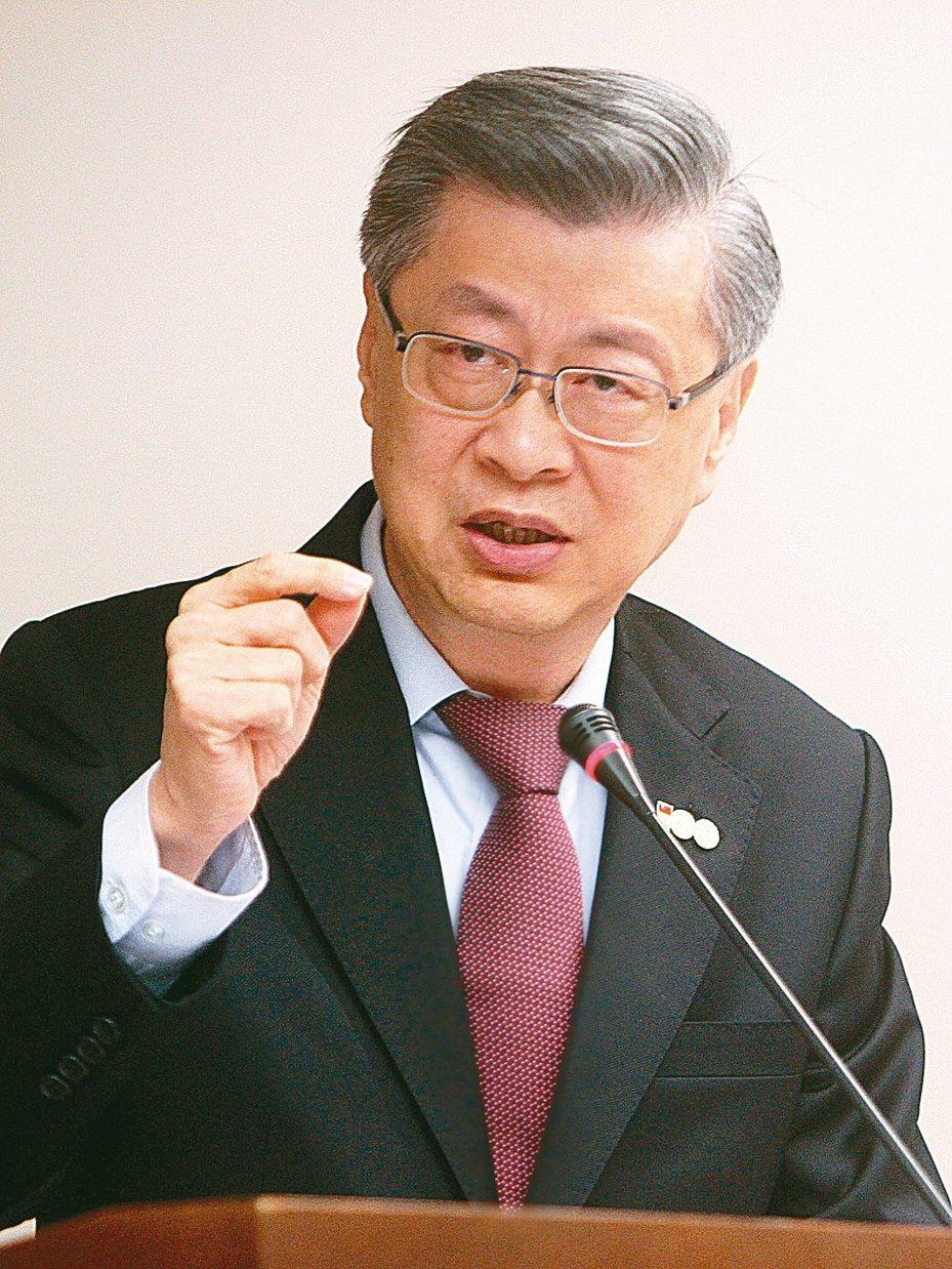 新世代金融基金會董事長陳冲。圖/聯合報系資料照片