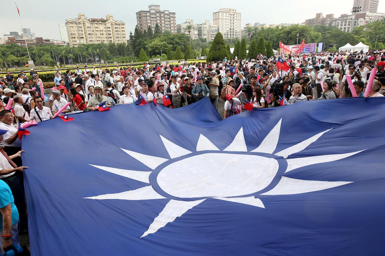 國民黨主席 3月7日補選
