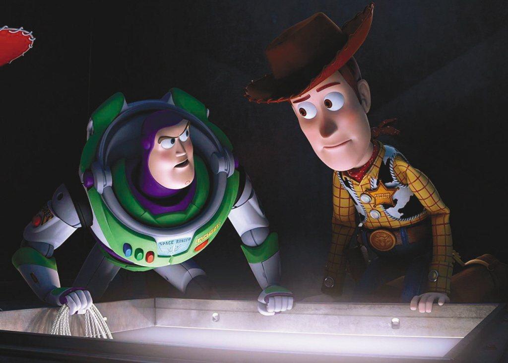《玩具總動員4》劇照。圖/迪士尼提供