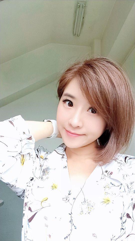國際新聞主播林佳璇(圖)意外捲入同名同姓、被稱為「莒光甜心」主播的緋聞,讓她在臉