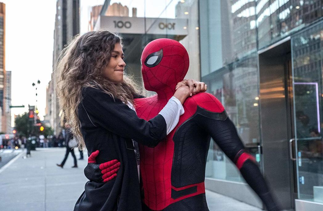 蜘蛛人與女同學MJ之間的發展據傳將有耐人尋味的安排。圖/摘自imdb