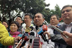 新北黨部主委李乾龍請辭 侯友宜:我勸他不要辭