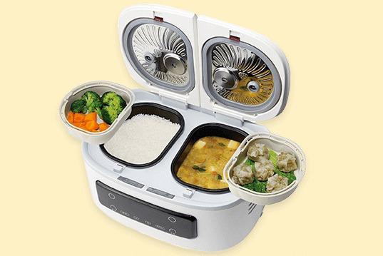 「煮 」婦救星!日本最新自動調理鍋「ツインシェフTwin Chef 」一次解決4道料理