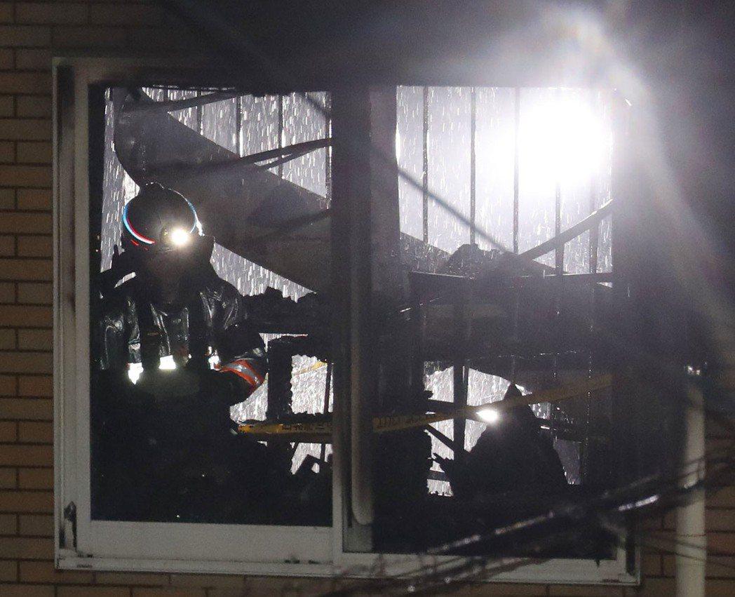 去年7月18日本京都動畫工作室縱火案造成36人死亡、33人輕重傷。新華社