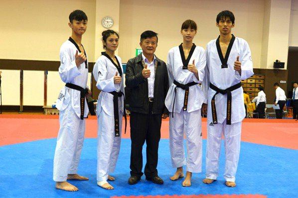 跆拳道/亞洲區資格賽決選 劉威廷、蘇柏亞等4人入列