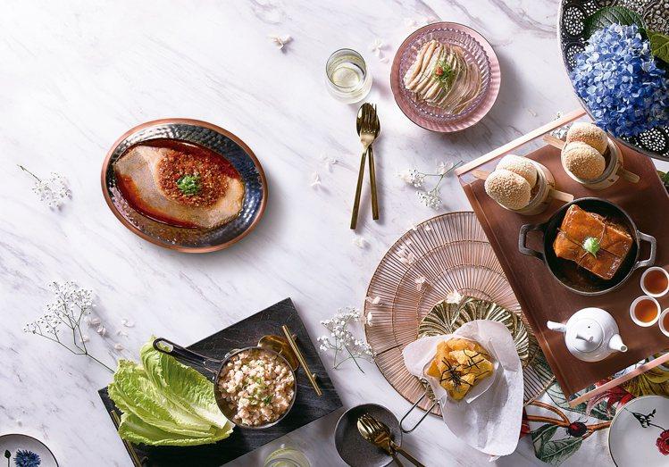 飯BAR推出一系列新年、2月慶生優惠。圖/飯BAR提供