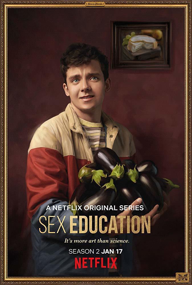 艾薩巴特菲德主演「性愛自修室」。圖/摘自imdb
