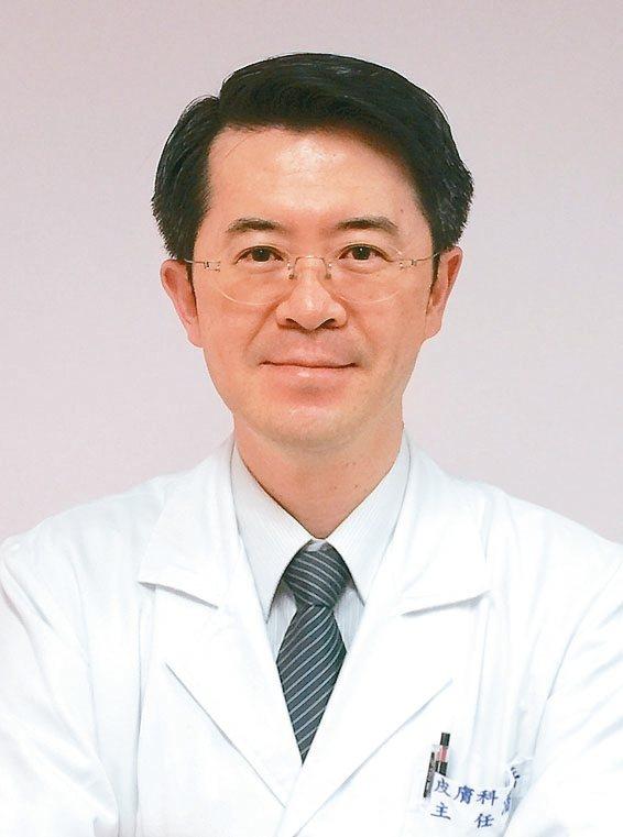 潘企岳台北市立聯合醫院中興院區皮膚科主任 圖╱潘企岳提供