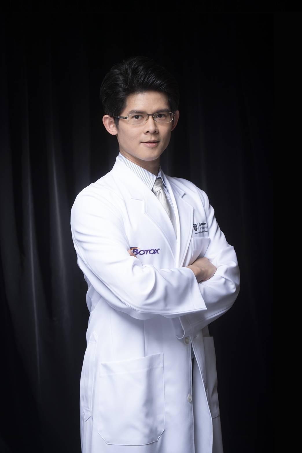 黃千耀黃禎憲皮膚科診所主治醫師 圖╱黃千耀提供