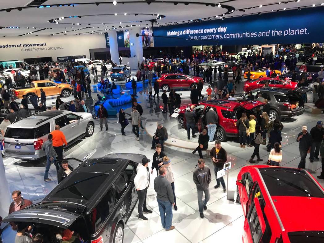 2020底特律車展 (北美車展) 改於6月7日舉行,之後的時間也都是在六月開始。...