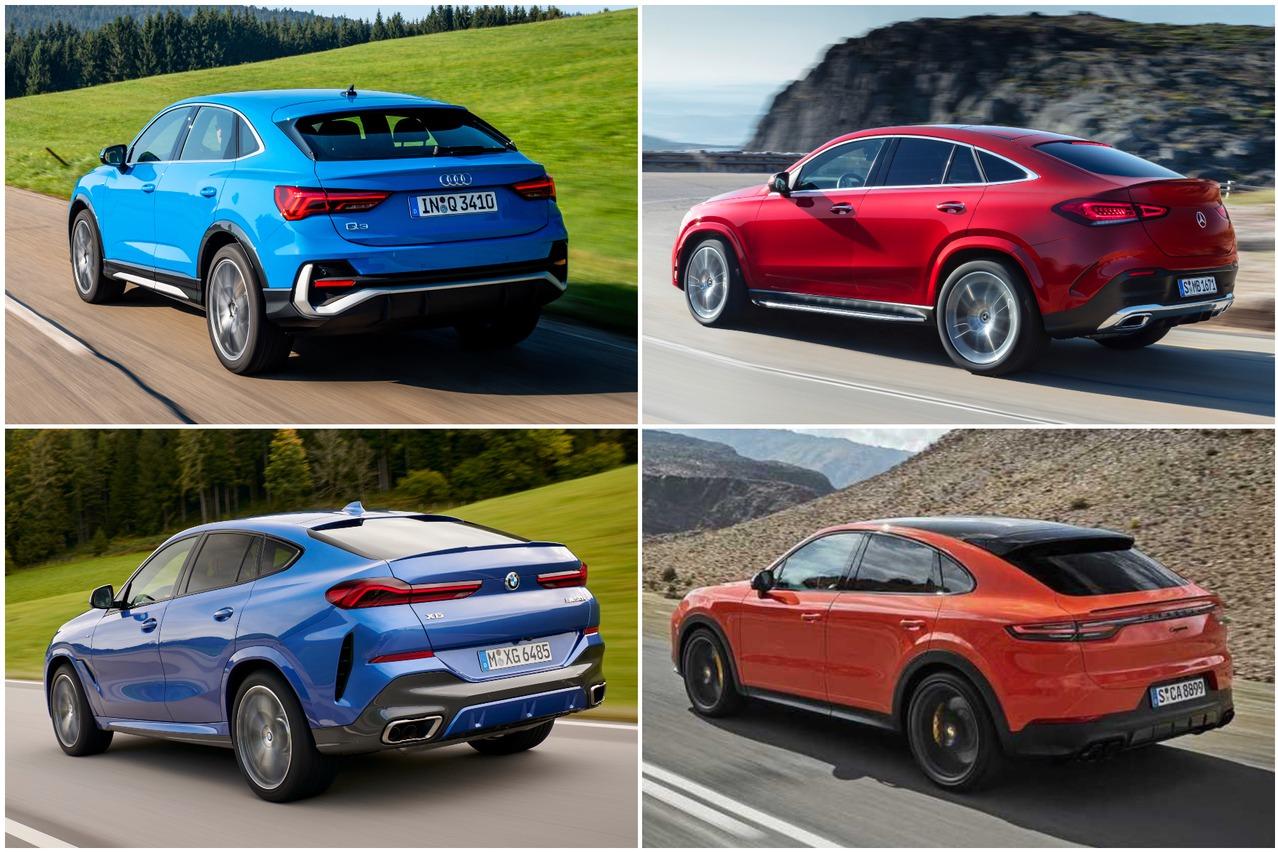 2019是跑旅年! BMW、Mercedes-Benz、Audi、Porsche都有新作品!