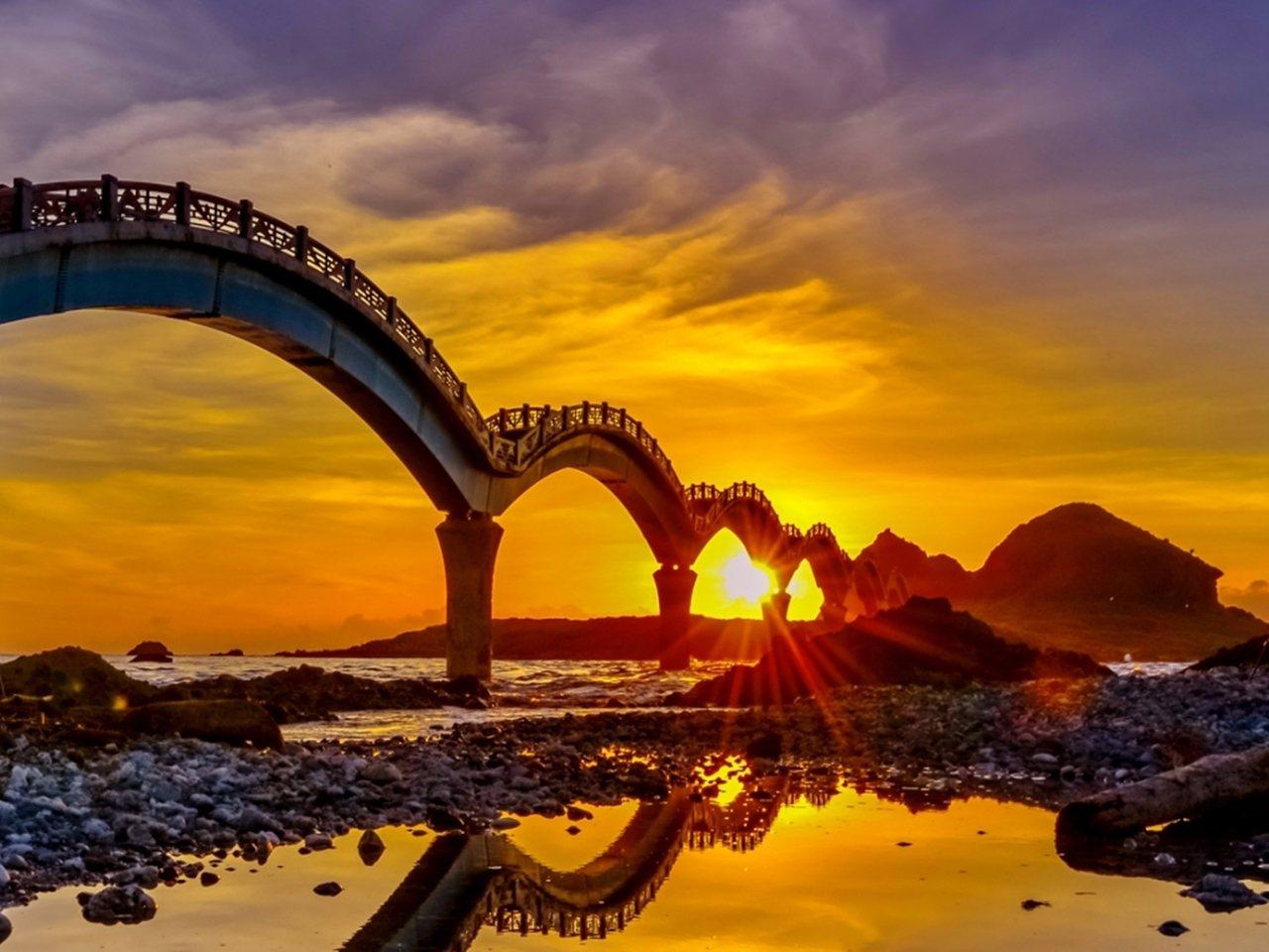 台灣好行在「東部海岸線」推出「1日券299元」,經過小野柳、水往上流、成功鎮、三...