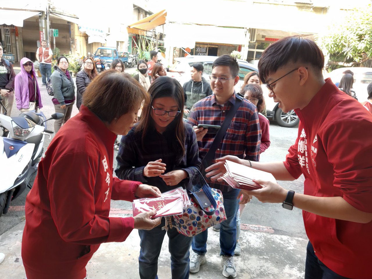 台灣基進發送「台派紅包」 籲民眾過年幫拉好友簽罷韓連署